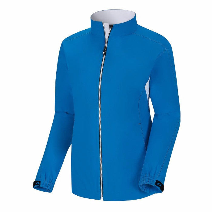 FootJoy HydroLite Rain Jacket Women - ELECTRIC BLUE