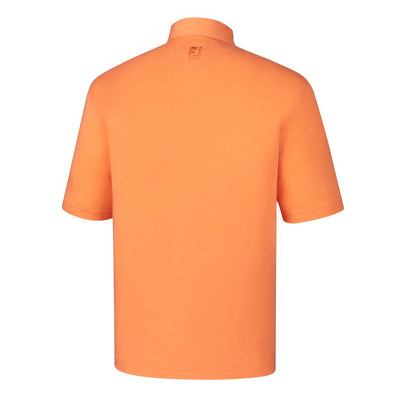 FJ Spun Poly Chest Pocket Self Collar - TERRACOTTA