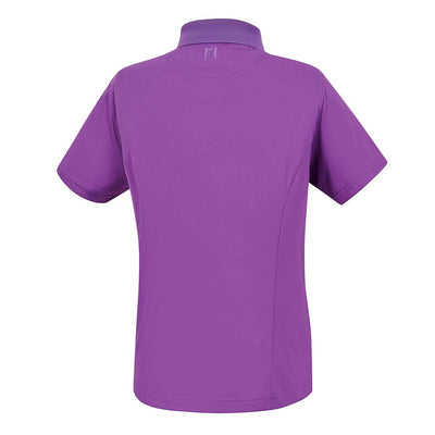 ProDry Interlock Shirt Knit Collar Women - Purple