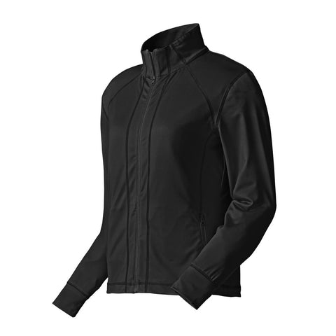 FootJoy Full-Zip Mid Layer Women - BLACK