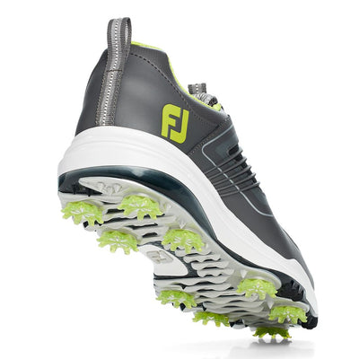 FJ FURY Mens Golf Shoes - CHARCOAL