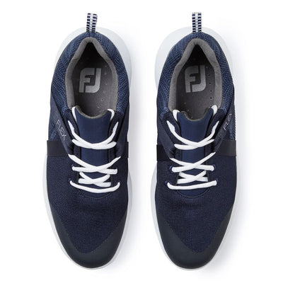 FJ FLEX Mens Golf Shoes - NAVY  NEW ARRIVAL