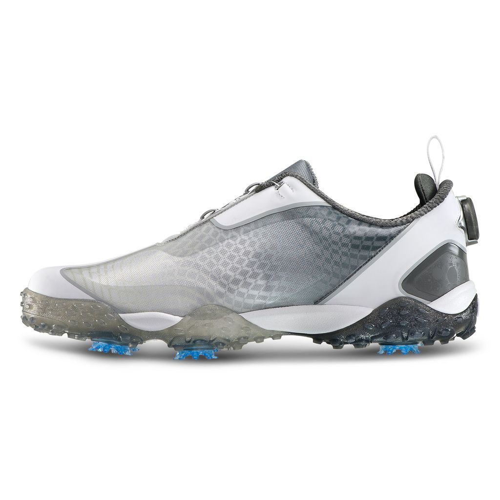 FootJoy Freestyle BOA 2.0 Golf Shoes - CHARCOAL WHITE - Factory Blemish 39dce2692