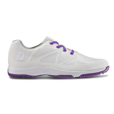 FJ Leisure Women-Previous Season Style - WHITE