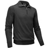 G/Fore Men's 12 Gauge Zip Sweater - Charcoal