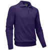 G/Fore Men's 12 Gauge Zip Sweater - Wisteria