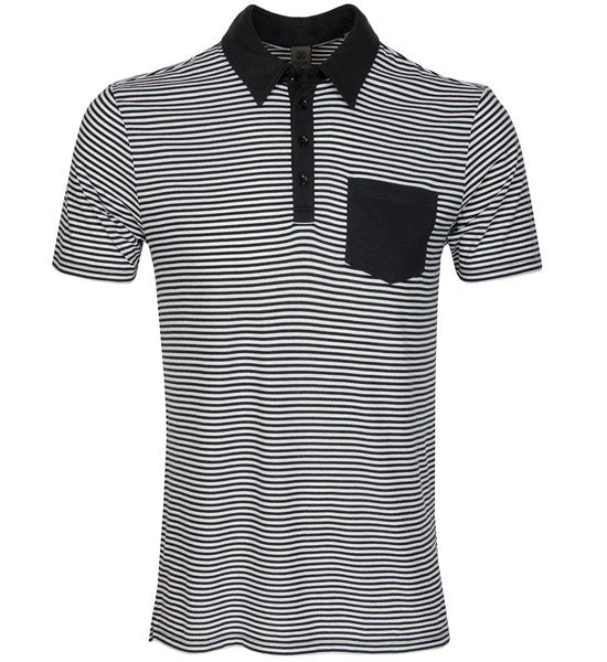 G/Fore Men's 5.0 Polos - Onyx