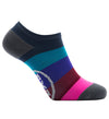G/Fore Women's Low Cut Socks - Patriot Multi