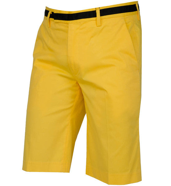 G/Fore Men's Club Shorts - Fly Yellow