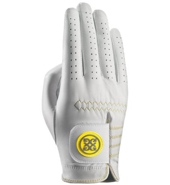 G/Fore Men's Right-Hand Golf Glove - Rocky Yellow
