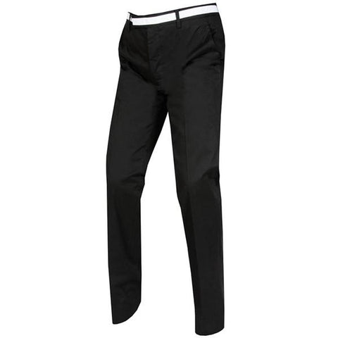 G/Fore Men's Straight Leg Stretch Trousers - Onyx