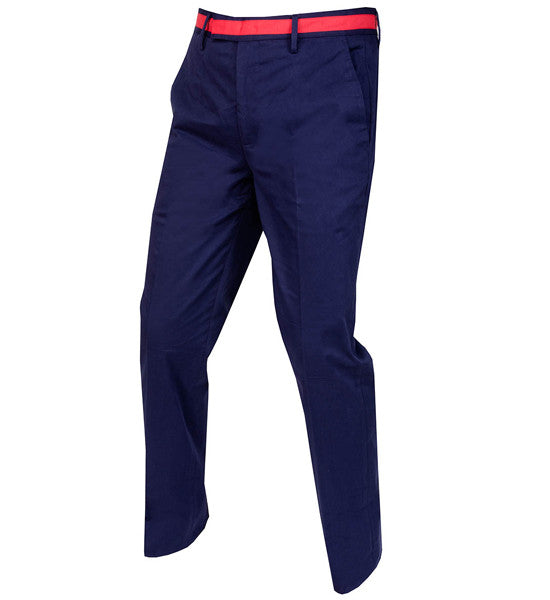 G/Fore Men's Straight Leg Stretch Trousers - Patriot