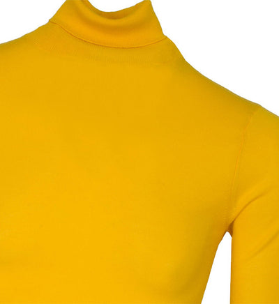 G/Fore Women's Super Turtle Sweaters - Fly Yellow