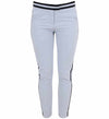 G/Fore Women's Taped Trouser - Snow