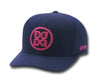 G/FORE MENS CIRCLE G'S TRUCKER- TWILIGHT