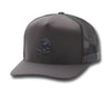 G/FORE MENS CAMO SKULL & T'S SNAPBACK - CHARCOAL