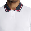 G/FORE MENS TUX POLO - SNOW - SZ M