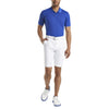 G/FORE MENS SKULL & T'S EMBROIDERED POLO - LAPIS - SZ M