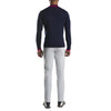 G/FORE MENS TECH QUARTER ZIP SWEATER- TWILIGHT - SZ M