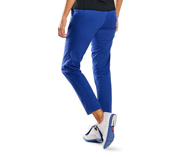 G/Fore Women's Perfect Fit Stretch Trouser - Lapis
