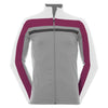 Galvin Green Mens DOYLE Insula Golf Jacket - STEEL GREY / BAROLO