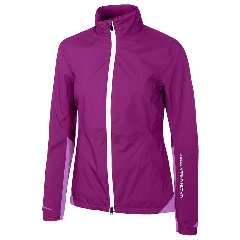Galvin Green Womens AIDEEN GORE-TEX Waterproof Jacket - Wild Orchid Dahlia
