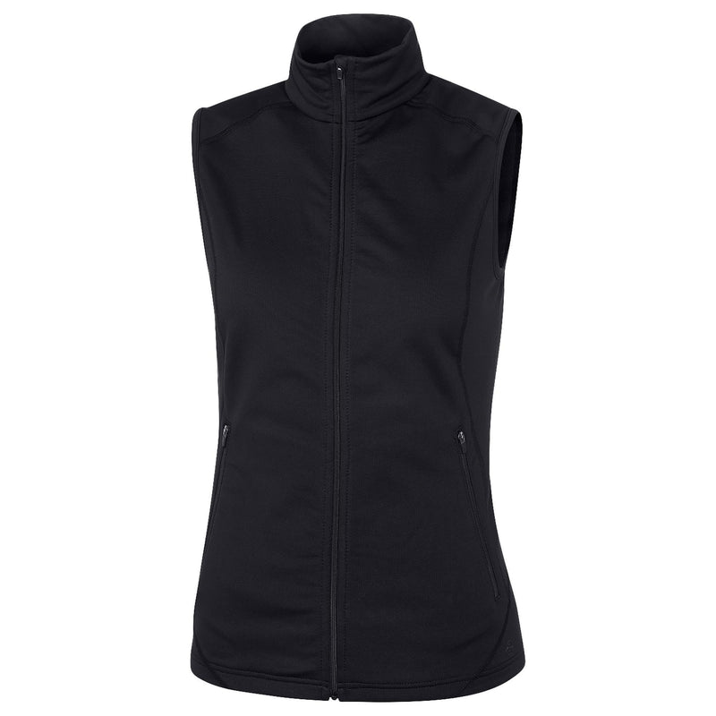Galvin Green Womens DREW Insula Body Warmer Vest - BLACK