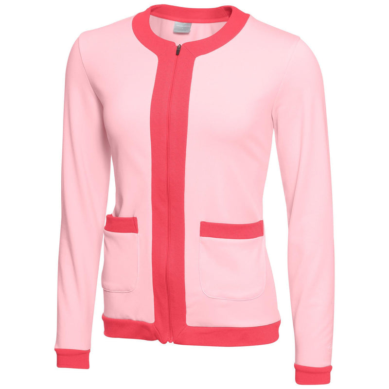 Galvin Green Womens Dixie Insula Jacket - Lotus Cherry