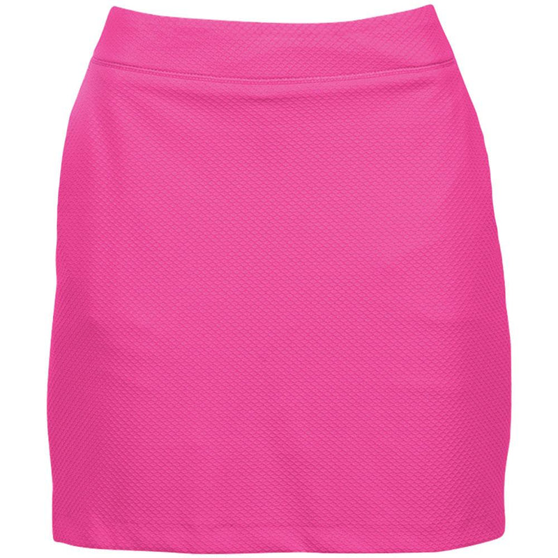 Greg Norman Women's Textured HoneyComb Skort - Pink