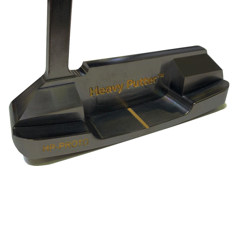 HP PROTO 100% Milled C2-DF Limited Edition Blade Heavy Putter® - ONLY 2 MADE