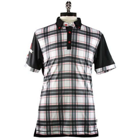 Iliac The Wee Iceman - Black / Black Tartan / Tour Crested