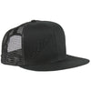 Iliac Flat Brim - Player Black/Logo/Silver Plated Bar