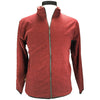Iliac Thermal Honeycomb Full Zip Jacket - Brick Red
