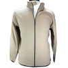 Iliac Thermal Honeycomb Full Zip Jacket - Oatmeal