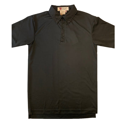 Iliac Men's Stars Polo - Black