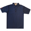 Iliac Men's Golf Polo - Navy