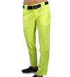 JoFit Cropped Golf Pants - Citron