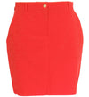 J.Lindeberg Women's Allie Micro Stretch Skort - Coral