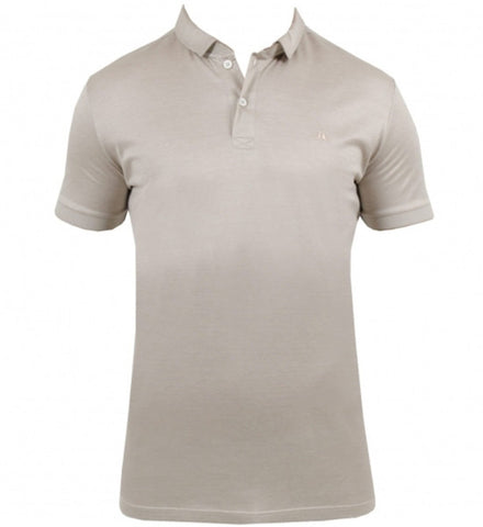 J.Lindeberg Men's Anthony Subtle Jersey - Beige