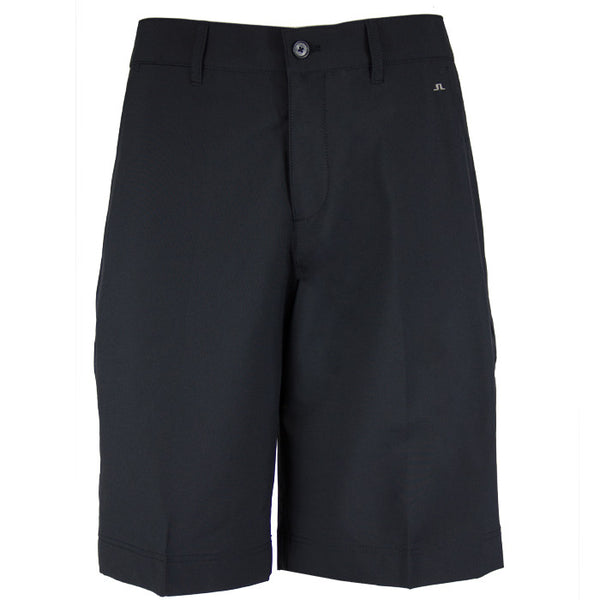 J.Lindeberg Men's Aron Micro Stretch Shorts - Black