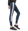 J.Lindeberg Women's Gabrielle Compress Poly Leggings - Navy/Purple