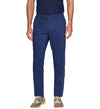 J.Lindeberg M Jeff Tight Fit Subtle Cotton Pants - Navy/Purple