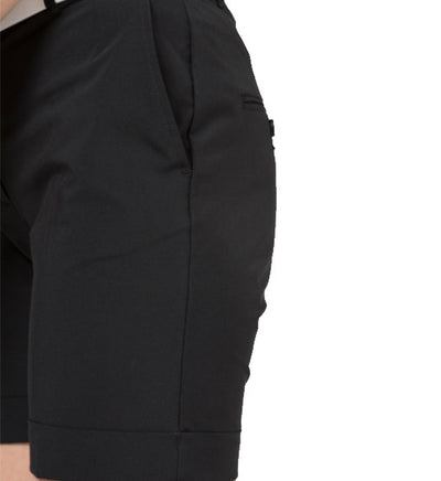 J.Lindeberg Women's Klara Micro Stretch Shorts - Black