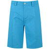 J.Lindeberg Men's Somle Light Poly Shorts - Aqua Blue