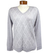 J.Lindeberg Women's Kimberley Light Merino Damen Sweater - Stone Grey