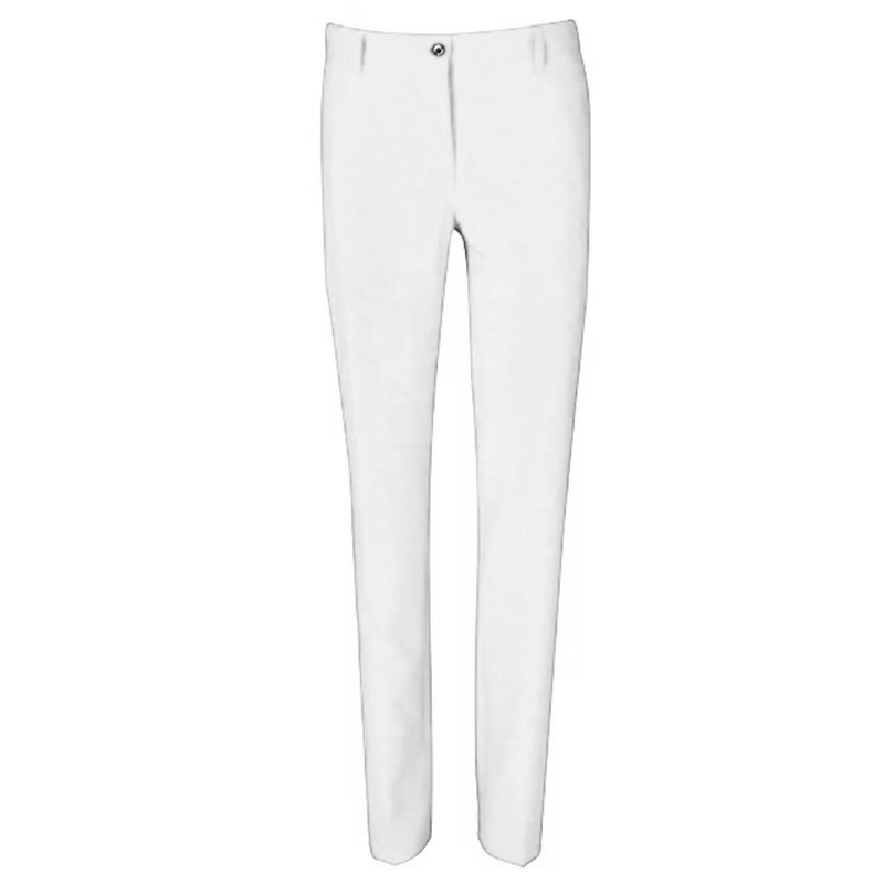 J.Lindeberg Women's Kay Micro Stretch Pants - WHITE