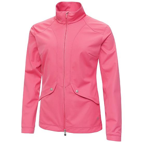 Galvin Green Womens LAURA INTERFACE-1™ GORE WINDSTOPPER Jacket -PINK