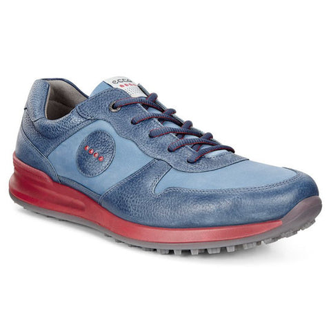 ECCO MEN'S GOLF SPEED HYBRID - TRUE NAVY/RETRO BLUE