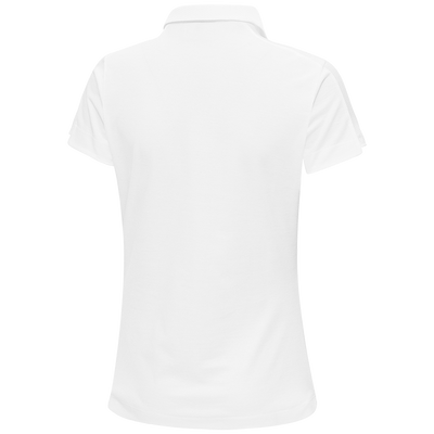 Galvin Green Womens MARCELLA VENTIL8™ PLUS Polo - White