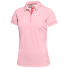 Galvin Green Womens MATILDA VENTIL8™ PLUS Polo - CRYSTAL PINK